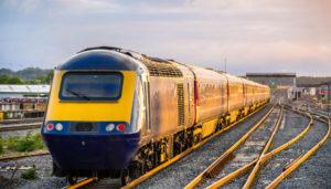 Britain's Rail network